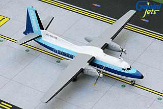 Модель самолета Fokker F27