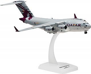 Модель самолета Boeing C-17A Globemaster