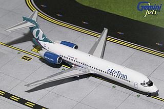 Модель самолета Boeing 717