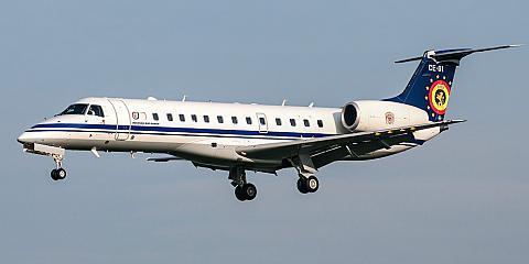 Embraer ERJ-135 - пассажирский самолет. Фото, характеристики, отзывы.