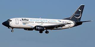 Blu-Express  - представительство авиакомпании в Москве