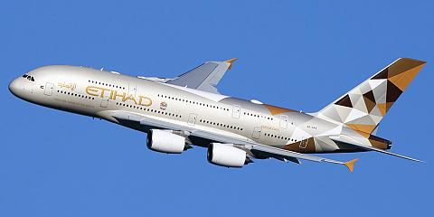 Airbus A380 - commercial aircraft. Pictures, specifications, reviews.