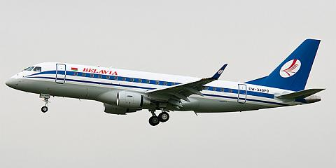 Belavia - Belarusian Airlines. Airline code, web site, phone, reviews and opinions.