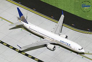 Модель самолета Boeing 737 MAX 9