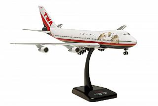 Модель самолета Boeing 747-100