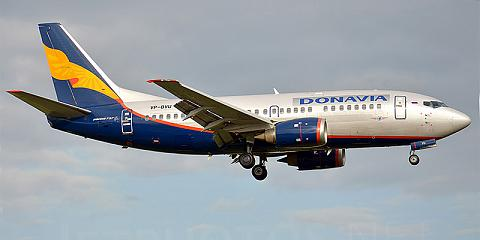 Donavia. Airline code, web site, phone, reviews and opinions.