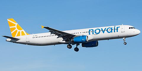 Novair. Airline code, web site, phone, reviews and opinions.