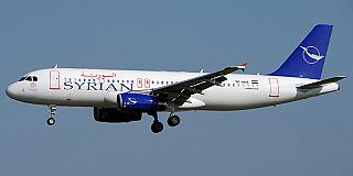 SyrianAir - представительство авиакомпании в Москве