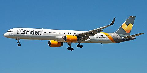 Boeing 757-300 - commercial aircraft. Pictures, specifications, reviews.