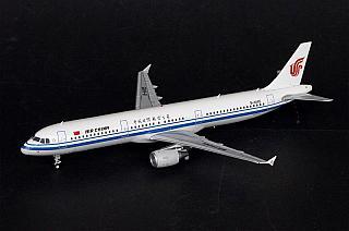 Модель самолета Airbus A321