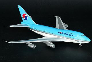 Модель самолета Boeing 747SP