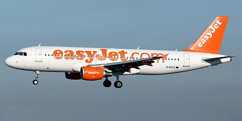 EasyJet. Airline code, web site, phone, reviews and opinions.