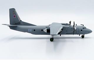 Модель самолета Антонов Ан-26