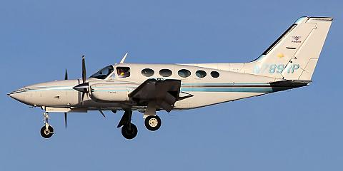 Cessna 421 Golden Eagle - commercial aircraft. Pictures, specifications, reviews.