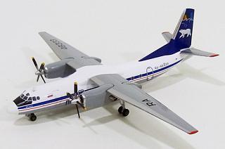 Модель самолета Антонов Ан-24