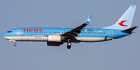 Neos. Airline code, web site, phone, reviews and opinions.