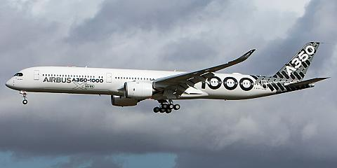 Airbus A350-1000 - commercial aircraft. Pictures, specifications, reviews.