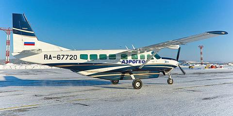 Авиакомпания АэроГео (AeroGeo)