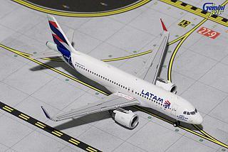 Модель самолета Airbus A320neo