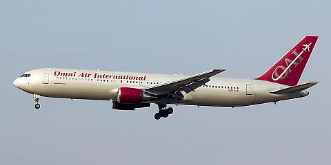 Omni Air International. Airline code, web site, phone, reviews and opinions.