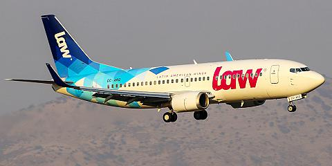 LAW - Latin American Wings. Airline code, web site, phone, reviews and opinions.