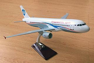 Модель самолета Airbus A320