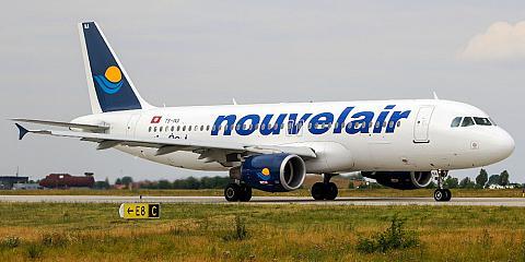 Авиакомпания Nouvelair Tunisie (Нувелэйр Тунис)