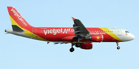 VietJet Air. Airline code, web site, phone, reviews and opinions.