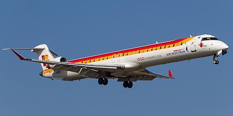 Bombardier CRJ-1000 - пассажирский самолет. Фото, характеристики, отзывы.