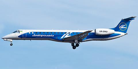 Dniproavia. Airline code, web site, phone, reviews and opinions.