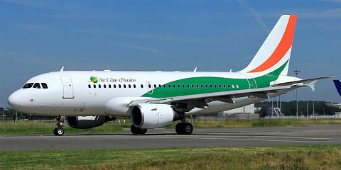 Air Cote d'Ivoire. Airline code, web site, phone, reviews and opinions.