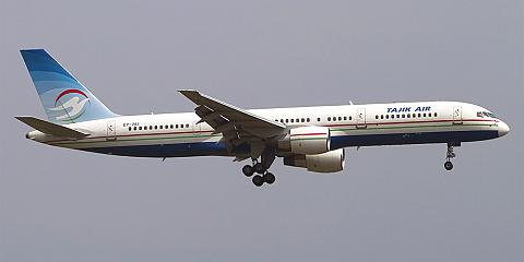 Авиакомпания Tajik Air (Таджик Эйр)