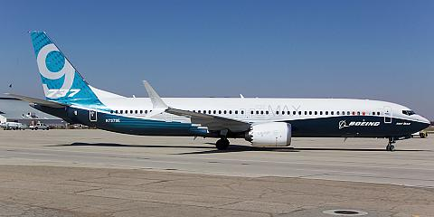 Boeing 737 MAX 9 - commercial aircraft. Pictures, specifications, reviews.