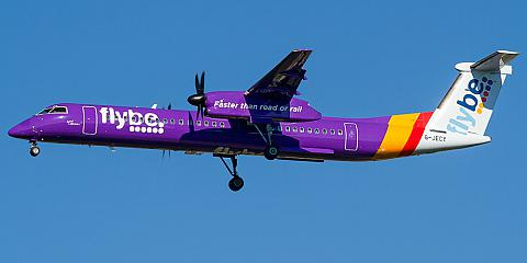 Flybe. Airline code, web site, phone, reviews and opinions.