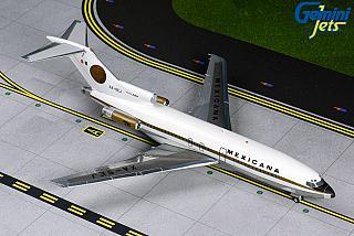 Модель самолета Boeing 727-100