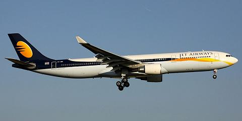 Jet Airways. Airline code, web site, phone, reviews and opinions.