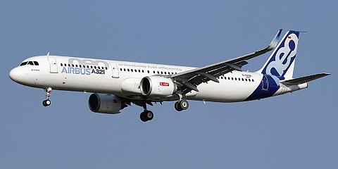 Airbus A321neo - commercial aircraft. Pictures, specifications, reviews.