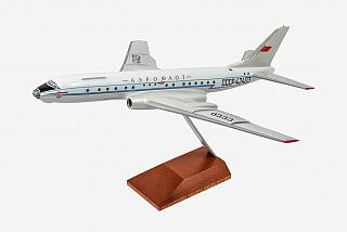 Модель самолета Туполев Ту-104