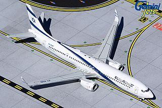 Модель самолета Boeing 737-900ER