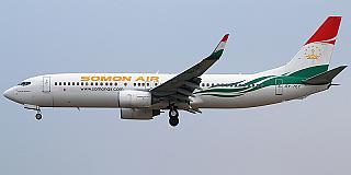 Somon Air - представительство авиакомпании в Москве
