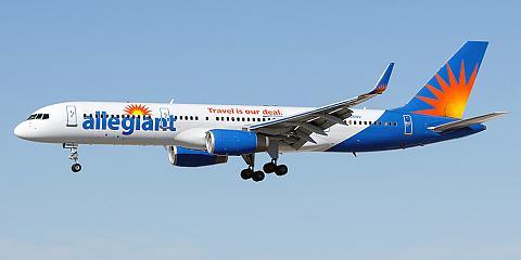 Boeing 757-200 - пассажирский самолет. Фото, характеристики, отзывы.