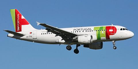 TAP Portugal. Airline code, web site, phone, reviews and opinions.