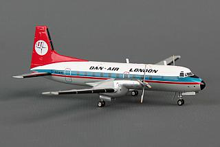 Модель самолета BAe-748