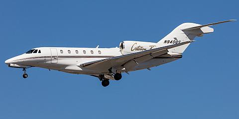 Cessna Citation - commercial aircraft. Pictures, specifications, reviews.