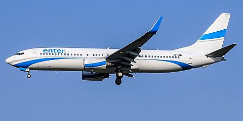 Enter Air. Airline code, web site, phone, reviews and opinions.