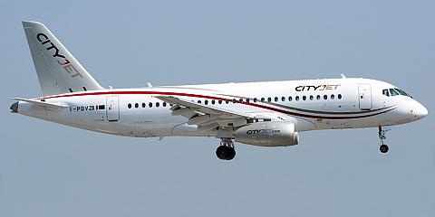Sukhoi Superjet-100 - commercial aircraft. Pictures, specifications, reviews.