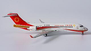 Модель самолета Comac ARJ21-700