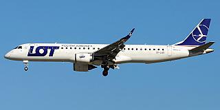 LOT - представительство авиакомпании в Москве