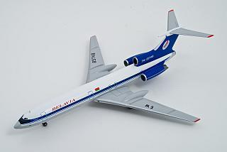 Модель самолета Туполев Ту-154М