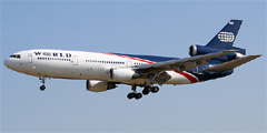 World Airways. Airline code, web site, phone, reviews and opinions.
